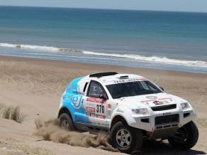 Latvijas sportisti startēs rallijreidā ''Zīda ceļš 2012''