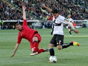 """""""Serie A"""" 34.kārta, uzvar """"Parma"""" un """"Napoli"""""""