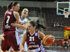 Latvija atspēlējas un sagrauj Itāliju