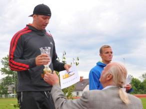 Kovalam A normatīvs, Ozoliņai - Kovalai  personiskais rekords