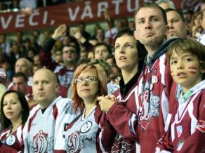 Rīgas DINAMO fanu kluba aktīvistu atkārtotā sapulce