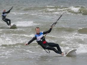 Nākamnedēļ Ventspilī norisināsies Baltijā lielākās kaitborda sacensības