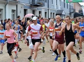 4.augustā notiks SEB Kuldīgas pusmaratons