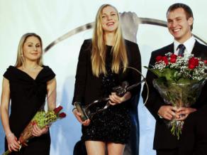 Meilutīte - gada labākā Lietuvas sportā