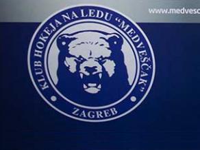 Zagrebas Medveščak pamet KHL!