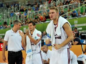 Latvija zaudē Beļģijai un izstājas no Eiropas čempionāta