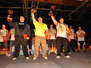 Zāģeris Spēkavīru čempionu līgas posmā Polijā izcīna 3. vietu