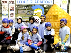 """Ledus gladiatori 2013/14"" finālsacensību norise"