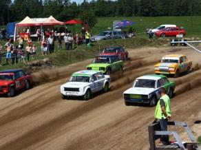Latvijas autokrosa čempionāta klases sasniedz kvorumu