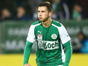 """Maksimenko klubam """"Mattersburg"""" pārtrūkst uzvaru sērija Austrijas Bundeslīgā"""