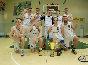 MR Auto – 2015./2016. gada Valmieras Pilsētas 1. līgas Čempioni Basketbolā