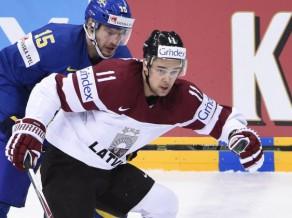 Latvijas izlases treniņiem pievienojas Sotnieks, Džeriņš un Cibuļskis