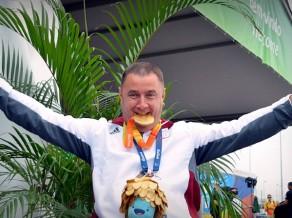 Apinis par Rio zeltu saņem 35 940 eiro no Rīgas domes