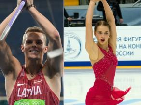 """Sirmais un Kučvaļska triumfē konkursā """"Rīgas sporta laureāts 2016"""""""
