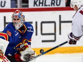 KHL nedēļas labākie - Zapolskis, Ogurcovs, Kozuns