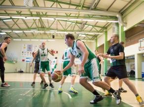 Valmieras pilsētas čempionāts: aizvadītas desmit spēļu kārtas