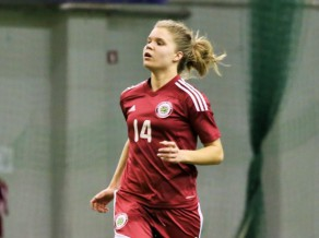 Izlases futboliste Ševcova: ''Bumba ir apaļa un katrai komandai ir iespējas''