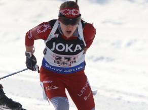 Bendikai olimpiskā debija, Kuzmina cīņā par trešo zeltu