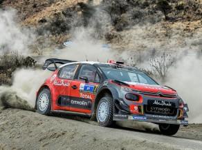 Mīke saglabā vadību Meksikas WRC rallijā