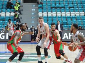 Freimanim 32 punkti pret Izmiru, Bagatskim uzvara Telavivas derbijā
