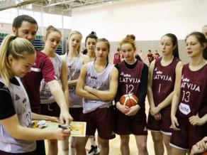 Meldere izrauj pagarinājumu, U16 izlase uzvar Tartu Universitāti