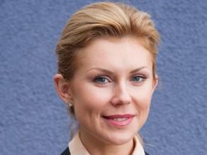Radeviča ievēlēta par jauno LVS prezidenti