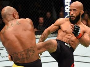 Demetriuss Džonsons turpina valdīt UFC mušas svarā