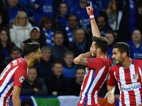Šoks izpaliek, un Madrides ''Atletico'' sasniedz Čempionu līgas pusfinālu