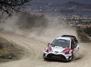 """""""Toyota"""" WRC komandas sastāvu papildinās """"Rally Liepāja"""" uzvarētājs"""