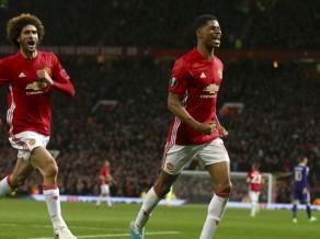 Trīs dueļos papildlaiks, ''United'' ar grūtībām salauž ''Anderlecht''