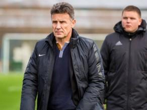 """""""Spartaka"""" treneris Zubs: """"Šobrīd esam kā Latvijas izlase!"""""""
