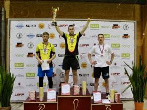 Edgars Caics kļūst par septiņkārtēju Latvijas čempionu