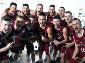 Čempionātu sāks U20 vīri, pirmā pretiniece - Izraēla