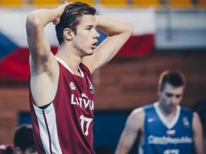 U20 izlase no Eiropas elites divīzijas izlido ar septiņiem zaudējumiem pēc kārtas