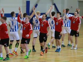 SynotTip handbola Virslīga startēs ar čempionu un vicečempionu dueli