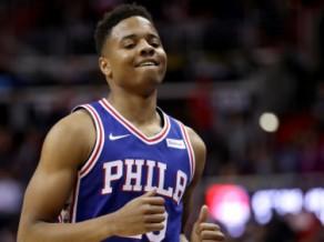 NBA drafta pirmajam numuram Fulcam mēneša sākumā veikta kortizona injekcija