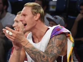 Latvijas basketbola izlase 25. jūnijā Rīgā spēlēs pret Krieviju