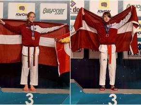 Močaļinai un Zaharenkovai bronza Eiropā, rīt startēs Tarvidas