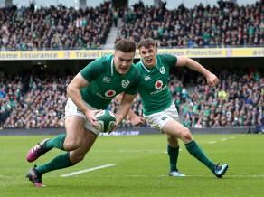 Angļi zaudē Parīzē, Īrija uzvar Sešu nāciju kausā