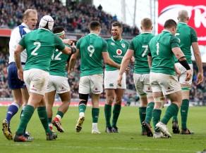 Īrija jaunākajā Pasaules rangā apsteidz Angliju