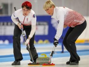 Pasaules kērlinga čempionātu noslēdz Latvijas senioru izlases