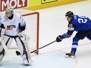 Somija sagādā ASV pirmo zaudējumu un izcīna pirmo vietu grupā