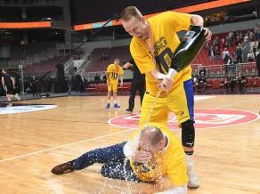 """Māris Gulbis: """"Ventspils fani savu sēriju uzvarēja ar 5-0!"""""""