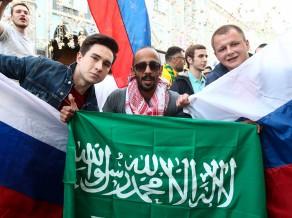 Krievijai pret Saūda Arābiju lielā iespēja futbola svētkus sākt ar uzvaru