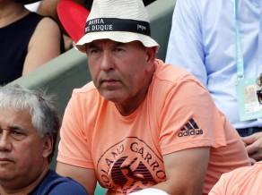 """Gulbja treneris: """"Teniss ir kā džungļi. Konkurenti priecātos, ja viņš nespēlētu"""""""