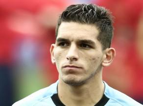 """Londonas """"Arsenal"""" par 30 miljoniem eiro iegādājas Urugvajas izlases pussargu Torreiru"""