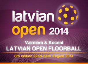 """Par uzvaru astotajā turnīrā """"Latvian Open"""" cīnīsies 32 komandas"""