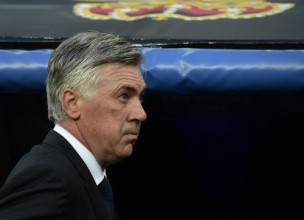 """Oficiāli: Madrides """"Real"""" atlaiž galveno treneri Ančeloti"""