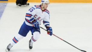 Video: KHL pusfinālu labākie momenti