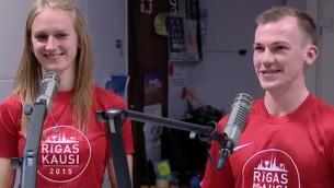 """Video: """"Rīgas Kausos"""" šogad startēs 150 sportisti no 31 valsts"""